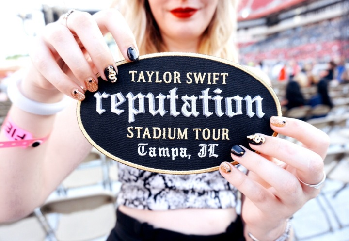 In My Wildest Dreams | Taylor Swift's reputation Stadium Tour